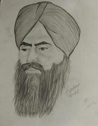 Harleen KaurAbout the artist: I live in Amritsar, Punjab, India.